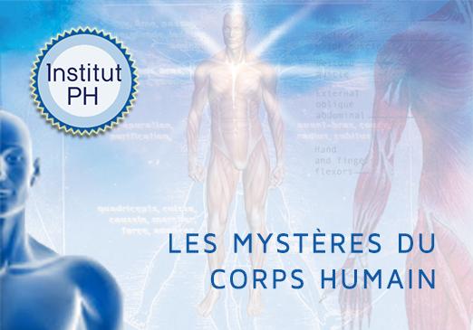 programme mystères corps humain Jean-Pierre Lamarche Institut PH